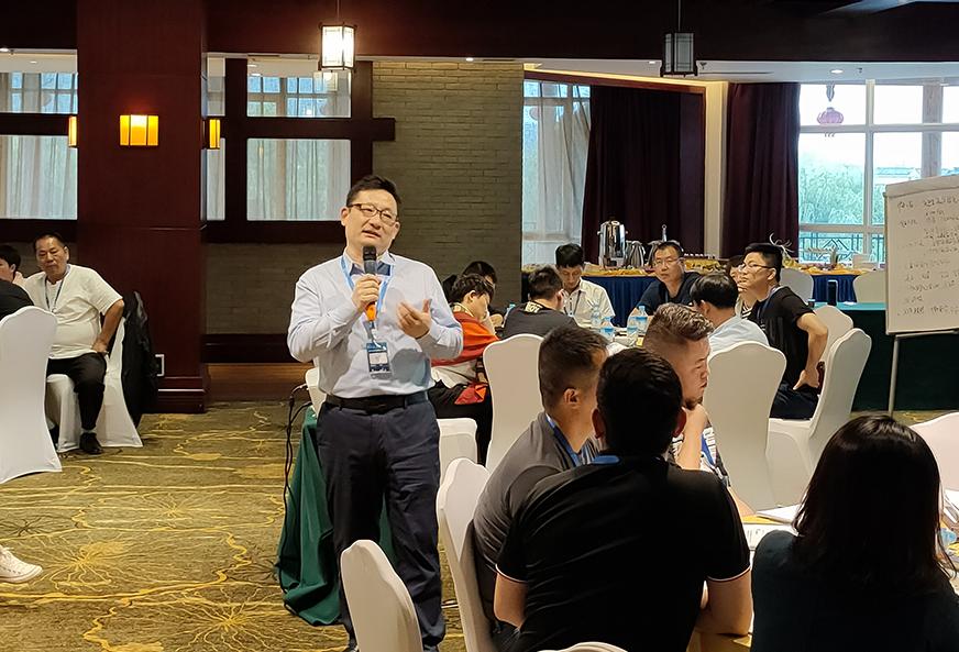 原色学院Mini-MBA第一期第六讲在丽江成功举办