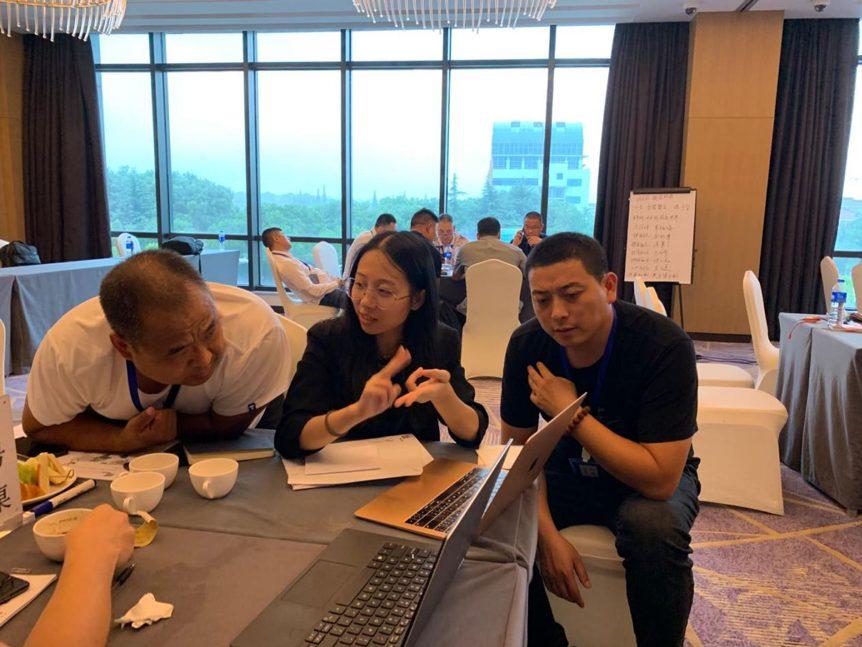 原色学院第一期第八讲在上海成功举办